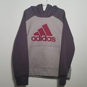 Kids Adidas hoodie Sweater Size  S (8)